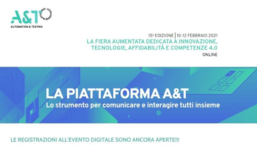 SBDIO I4.0 presente ad A&T